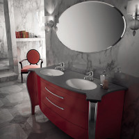 Mobile Belvedere – Mia italia Bathroom