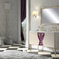 Mobile Cipria – Mia Italia Bathroom